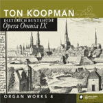 Buxtehude: Organ Works Vol.4 - Opera Omnia IX (CD)