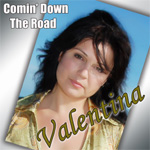 Comin' Down The Road (CD)