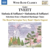 Tveitt: Music for Wind Instruments (CD)