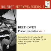 Idil Biret - Beethoven Edition, Vol 3 (CD)