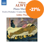 Alwyn: Piano Music, Vol 2 (CD)