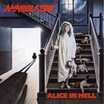 Alice In Hell (CD)