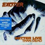 Better Live Than Dead (CD)