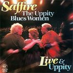 Produktbilde for Live And Uppity (CD)