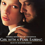 Girl With A Pearl Earring (CD)