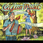 Cajun Music: The Essential Collection (CD)