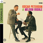 Oscar Peterson & Nelson Riddle (Remastered) (CD)