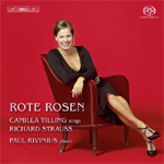 Rote Rosen - Songs By Richard Strauss (SACD-Hybrid)