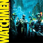 Produktbilde for Watchmen (USA-import) (CD)