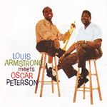 Louis Armstrong Meets Oscar Peterson (CD)