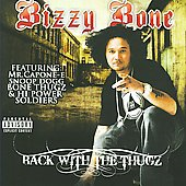 Back WithThe Thugz (CD)