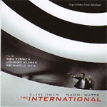 The International (CD)