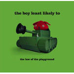 The Law Of The Playground (CD)