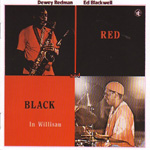 Red And Black In Willisau (CD)