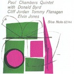 Paul Chambers Quintet (Remastered) (CD)