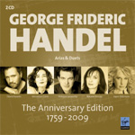 Handel: Anniversary Edition 1759-2009 (2CD)