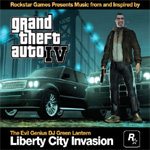 Grand Theft Auto IV: Liberty City Invasion (CD)