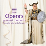 Produktbilde for Opera's Greatest Moments - Favourite Arias And Choruses (2CD)