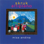 Produktbilde for Misa Andina (CD)