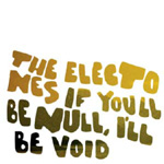 If You'll Be Null I'll Be Void (CD)