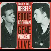 Rock 'N' Roll Rebels Live (CD)