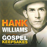The Unreleased Recordings: Gospel Keepsakes (CD)