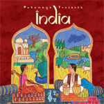 Putumayo Presents India (CD)