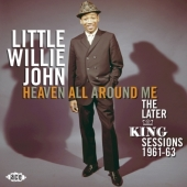 Heaven All Around Me: The Later King Sessions 1961-1963 (CD)