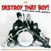 Destroy That Boy: More Girls With Guitars (CD)