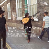 Edin Karamazov - The Lute Is A Song (CD)