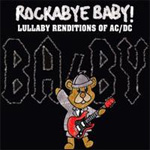 Rockabye Baby! Lullaby Renditions Of AC/DC (CD)