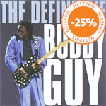 The Definitive Buddy Guy (USA-import) (CD)