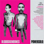 Bloodskinbones (CD)