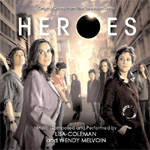 Heroes - Original TV Score (CD)