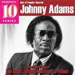 Essential Recordings: The Great Johnny Adams Jazz Album (CD)