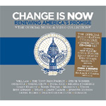 Change Is Now: Renewing America's Promise (m/DVD) (CD)