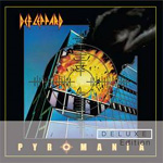 Produktbilde for Pyromania - Deluxe Edition (UK-import) (2CD)