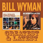Greatest And Latest: Just A Thrill / Live (2CD)