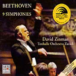 Produktbilde for Beethoven: 9 Symphonies (USA-import) (5CD)