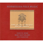 Norwegian Folk Music (CD)