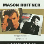 Mason Ruffner / Gypsy Blood (CD)