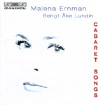 Malena Ernman - Cabaret Songs (CD)