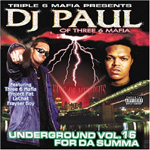 Underground 16: For Da Summa (CD)