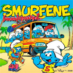 Smurfeparty 2 (CD)