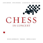 Chess In Concert - Royal Albert Hall: Complete (2CD)