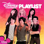 Disney Channel Playlist (CD)