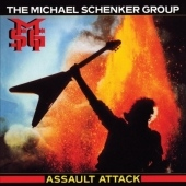 Assault Attack (Remastered) (CD)
