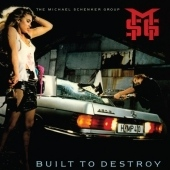 Built To Destroy (Remastered) (CD)