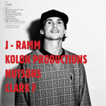 J-Ramm / Kolon Productions / Nutsons  / Clark F (CD)