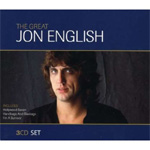 The Great Jon English (3CD)